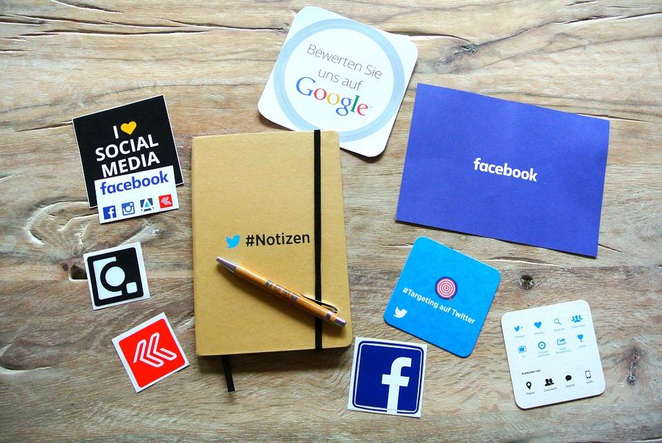 Redes sociais que podem ser usadas para marketing contabilidade