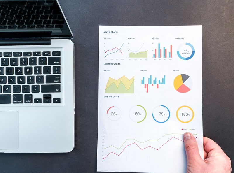 Landing Page sendo usada como ferramenta de Marketing de Imposto de Renda