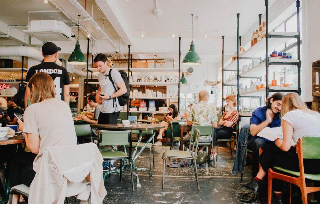 O que é coworking: exemplo de espaço compartilhado